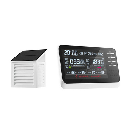 A2空氣質量檢測儀 PM2.5室內實時監測 多功能家用檢測儀定制