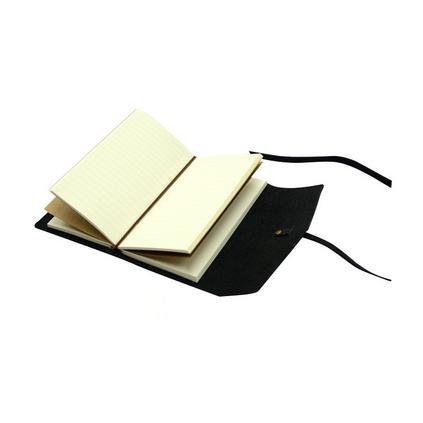 复古个性DIY真皮本子商务便携式笔记本定制