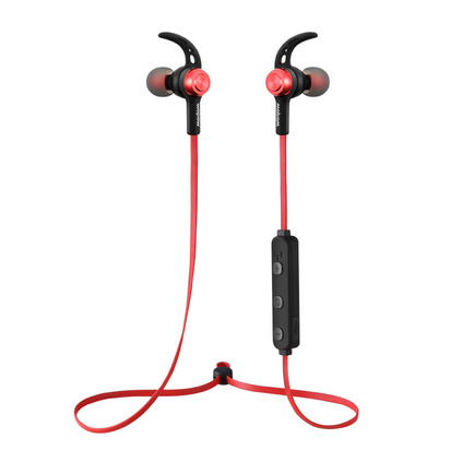 沃品(WOPOW) 聆動系列 無線運動藍牙耳機 藍牙4.2芯片防汗防水 磁吸入耳式耳機定制