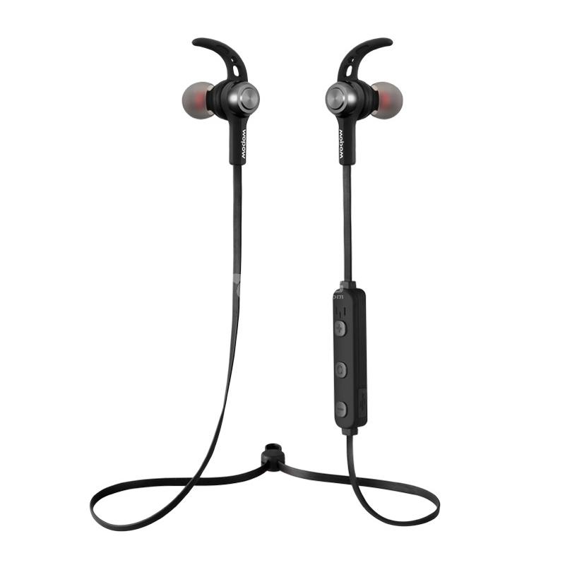 沃品(WOPOW) 聆动系列 无线运动蓝牙耳机 蓝牙4.2芯片防汗防水 磁吸入耳式耳机定制