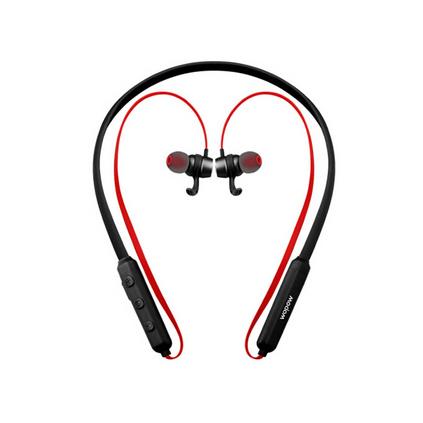 沃品運動藍牙耳機頸掛式入耳掛脖頭戴式無線跑步耳塞通話超長待機定制
