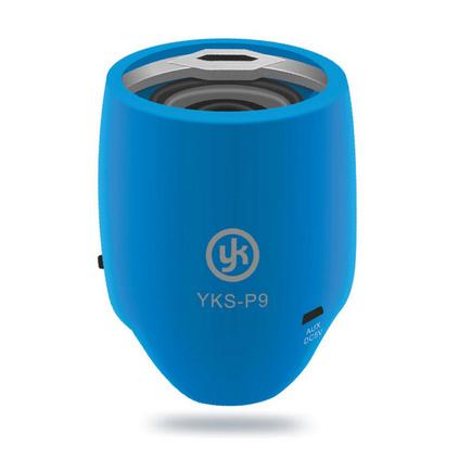 YKS-P9車載無線音響迷你便攜插卡手機低音炮藍牙音箱定制