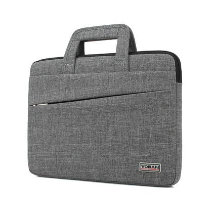舞龙Y-923牛津纺男士手提内胆包电脑包商务笔记本包定制