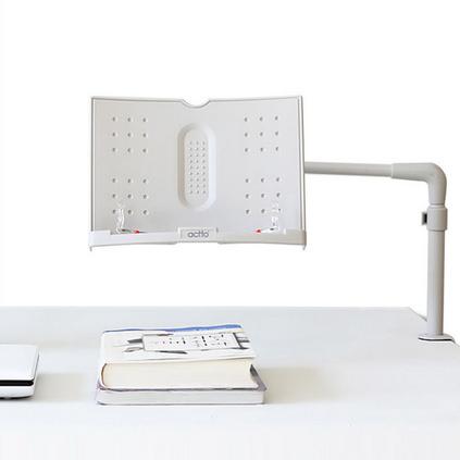 ACTTO安尚/bst-22升降式旋转阅读架/乐谱架/稿纸架/看书支架定制