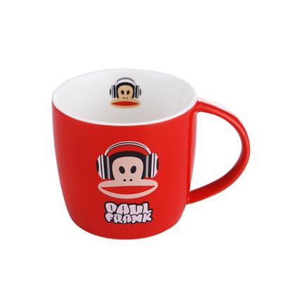 大嘴猴(Paul Frank) 幸运星套装A-1 陶瓷马克杯套装两个装PFC501T-1