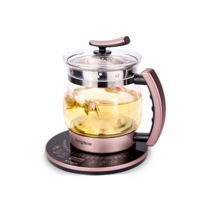 龍的(longde) 養生壺 玻璃煎藥壺花茶壺煮茶壺全自動煲湯大容量LD-YS2511定制