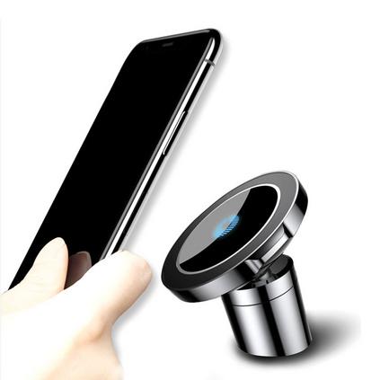 倍思 大耳朵车载磁吸无线充电器通用出风口车载支架亚博体育app下载地址