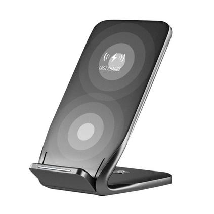 洛克 W3無線充電器手機通用式充電器定制