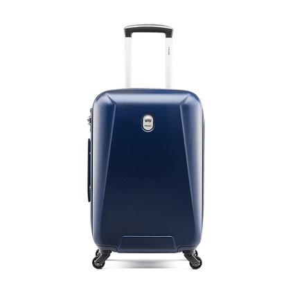 法國大使(delsey)20英寸 003579 拉桿箱萬向輪拉桿箱男女旅游行李箱20寸579 深藍色 登機箱密碼箱子旅行箱定制