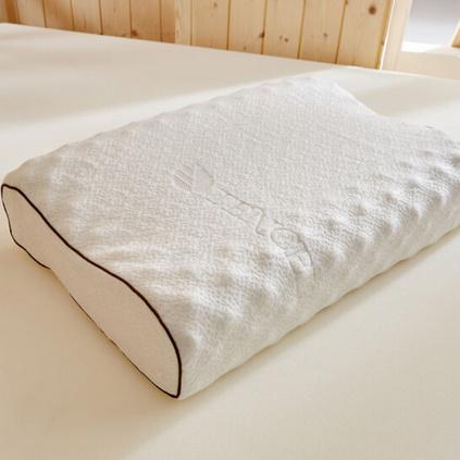 喬德家紡 天然臻品乳膠枕定制 38x60x12cm