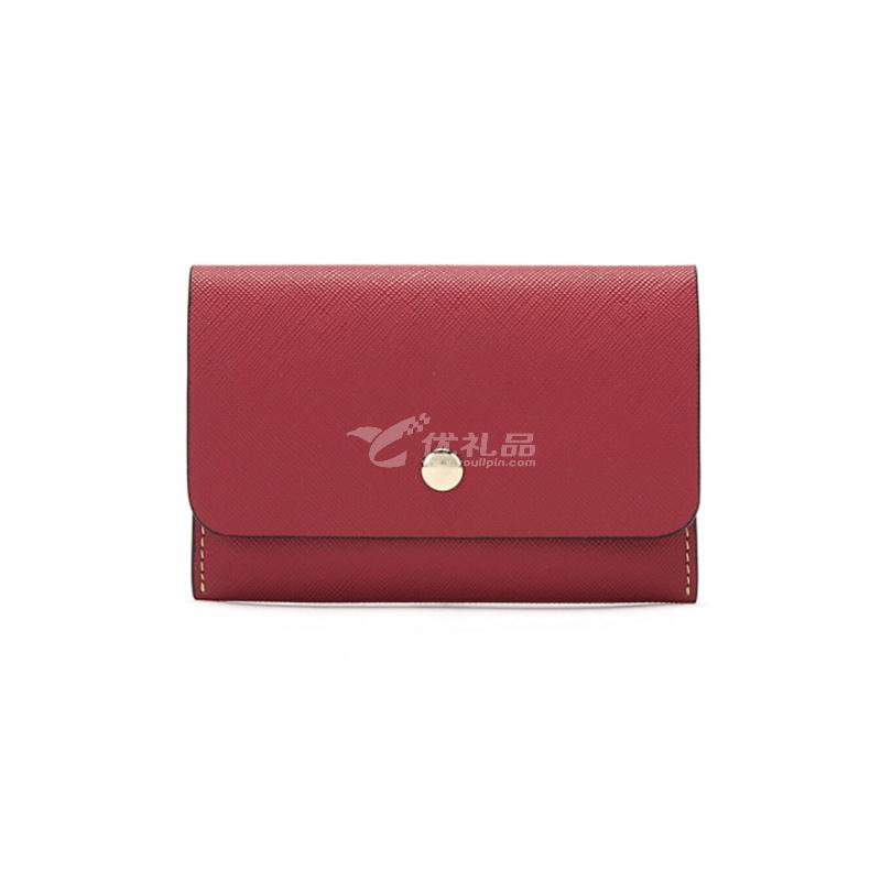 ELLE(她)90047时尚红的迷你长款卡包365bet体育足球赌博_365bet扑克网_外围365bet 网址