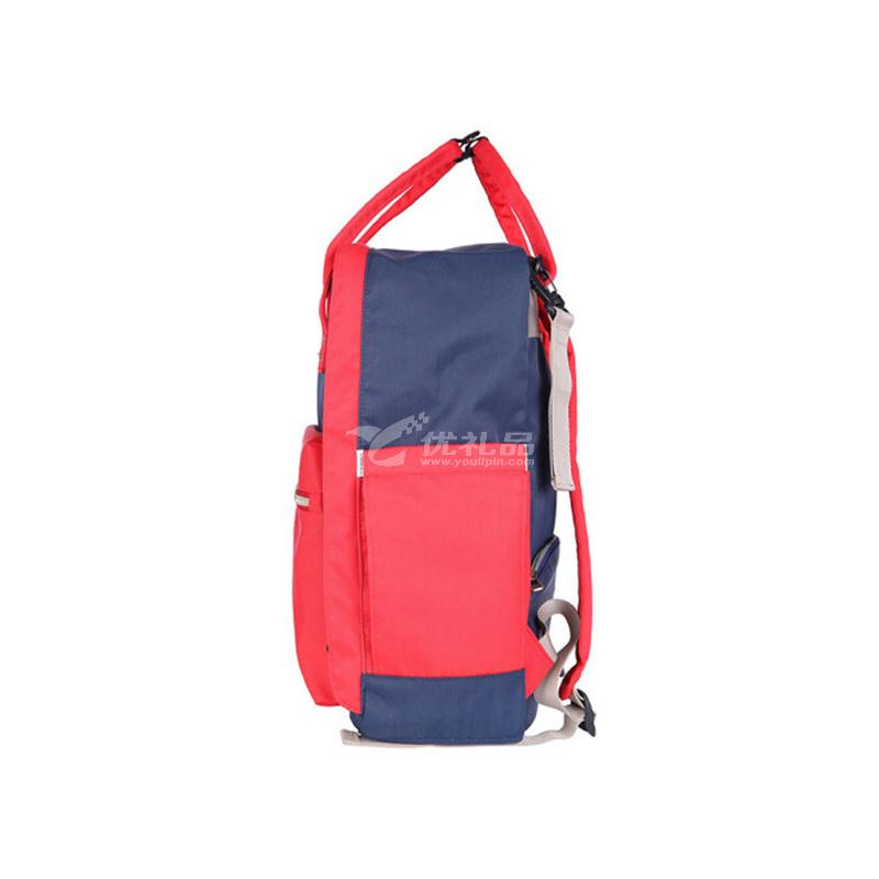 ELLE(她)時尚多功能大容量媽咪包/雙肩包定制GH162P90009MT