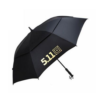 511雨傘大號雙人商務雙層高爾夫傘纖維禮品長柄廣告傘定制
