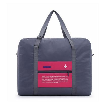 韓版新款行李收納包手提袋大容量旅行折疊防水短途出差商務飛機包定制