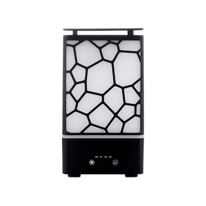 水立方香薰機 精油超聲波噴香機 LED夜燈家居禮品usb加濕器擴香機定制
