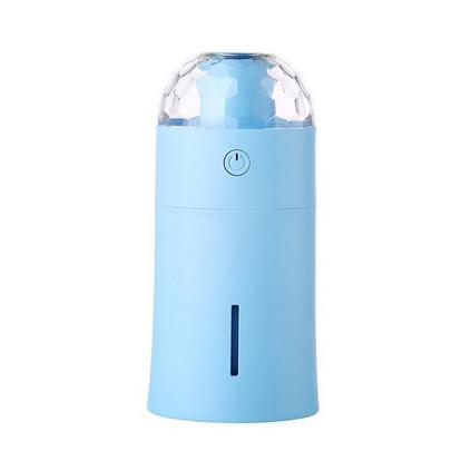 魔幻燈加濕器 投影燈加濕器 創意迷你爛漫氛圍七彩夜燈加濕器定制