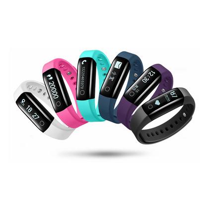 乐心mambo2心率微信互联运动提醒睡眠监测智能手环定制
