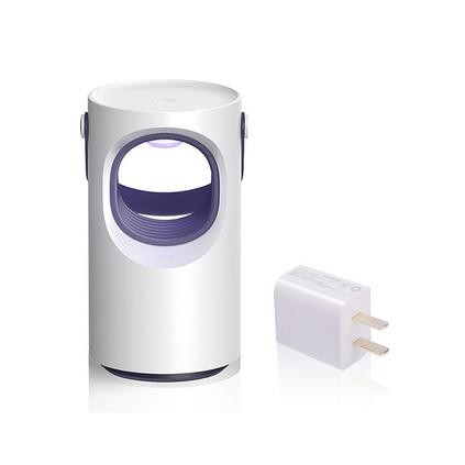 滅蚊燈家用室內一掃光插電式驅蚊器防蚊神器無輻射靜音嬰兒全自動-f 紫漩USB吸蚊燈定制