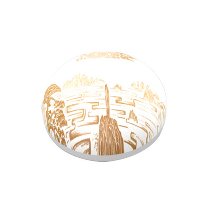 IPUDA 面包燈M1圖案可定制 床頭燈 氛圍燈兒童伴睡燈 哺乳燈戶外露營燈