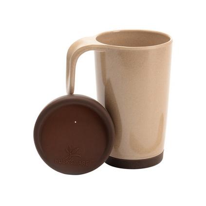 殼氏唯(HUSKS WARE)創意稻殼杯子美式馬克杯咖啡牛奶杯水杯定制 H13-CR003-C