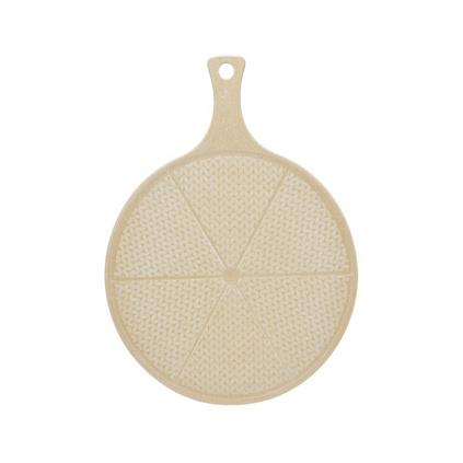 殼氏唯(HUSKS WARE)砧板 天然稻殼烘焙砧板面包披薩托盤水果板LM-BP-1定制(檸檬款)