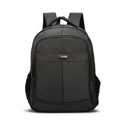 商務雙肩包都市簡約電腦包出差旅行男士背包定制
