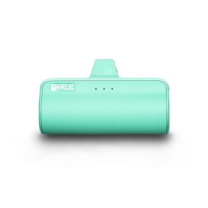 iWALK 手機充電寶 迷你便攜無線移動電源定制 男女通用適用于iPhone三星華為vivo手機