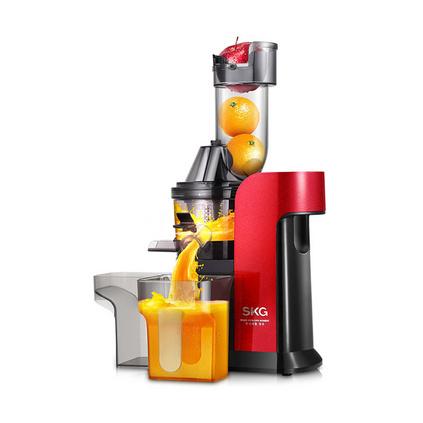 SKG A9大口径原汁机家用炸果汁榨汁机商用果蔬多功能全自动果汁机定制
