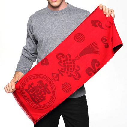艾丝雅兰 A-D302中国红蚕丝绒围巾365bet体育足球赌博_365bet扑克网_外围365bet 网址