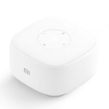 小米(MI)AI音箱mini小愛同學人工智能迷你藍牙音響超重低音炮定制