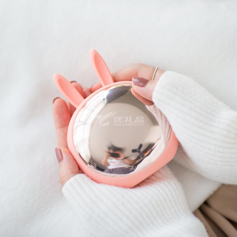 冬寵迷你暖手寶充電寶兩用防爆隨身移動電源可愛電熱寶定制