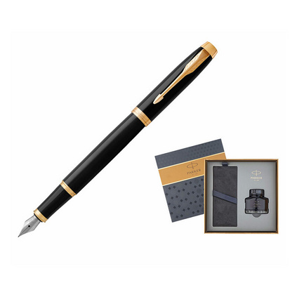派克钢笔 IM钢笔 墨水礼盒 派克笔套装
