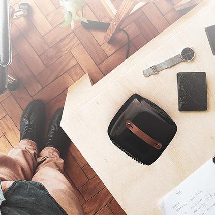 三板斧迷你智能暖风机家用宿舍小型取暖器办公室便携桌面电暖器定制