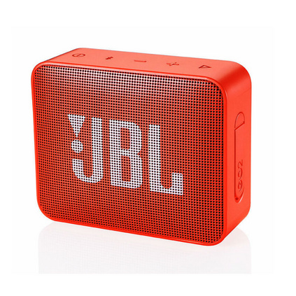 JBL GO2 音乐金砖二代蓝牙音箱低音炮户外便携音响防水迷你小音箱定制