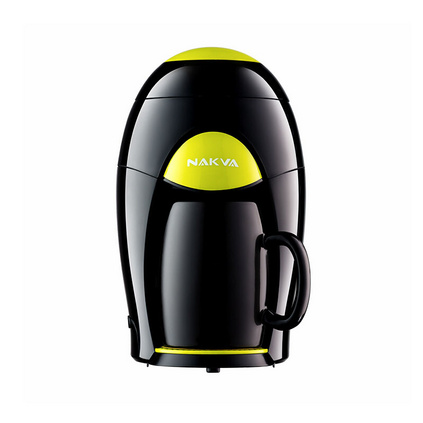 NAKVA 咖啡机GCA-011美式单杯咖啡机滴漏式咖啡壶迷你型泡茶机定制