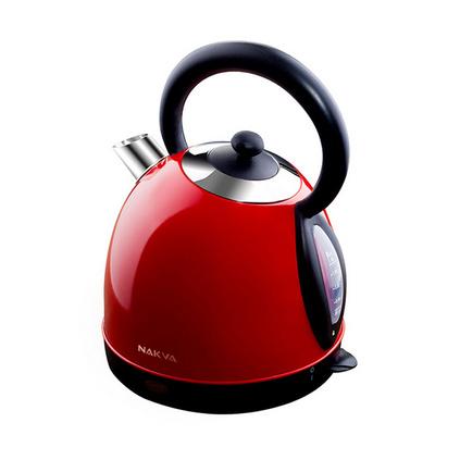 NAKVA 电热水壶GKE-181不锈钢电水壶 视窗刻度自动断电热水壶定制