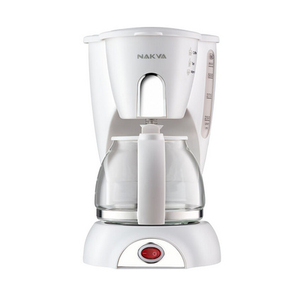 NAKVA 咖啡壶GCA-605美式咖啡机滴漏式咖啡壶可泡茶咖啡机定制