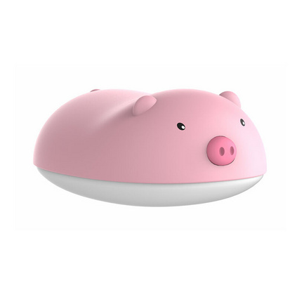 Funblue范部落2019豬年禮品溫暖小伙伴防爆暖手寶迷你動物2500mah多功能充電寶定制