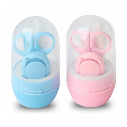 創意兒童指甲鉗寶寶護理套裝指甲刀母嬰護理工具定制