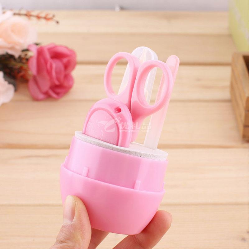 创意儿童指甲钳宝宝护理套装指甲刀母婴护理工具定制