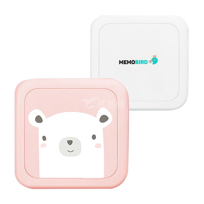 MEMOBIRD咕咕機G3三代迷你熱敏打印機手機照片口袋彩色便攜打印機定制
