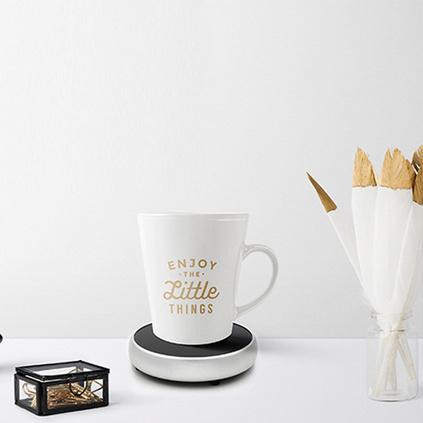 360度触摸迷你保温器智能加热杯垫茶座茶具办公保温垫加热恒温器定制