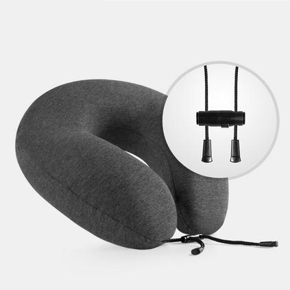 佳奧泰國乳膠護脖u型枕旅行枕旅行枕頭u形護頸枕定制