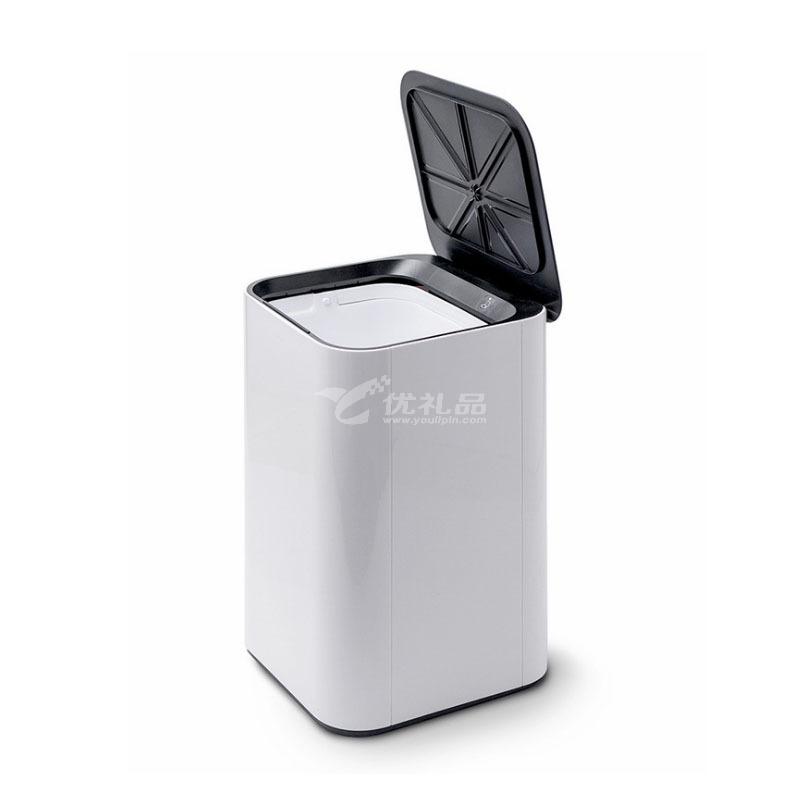 Micasa踢踢桶創意感應式垃圾桶家用客廳廚房智能垃圾桶定制