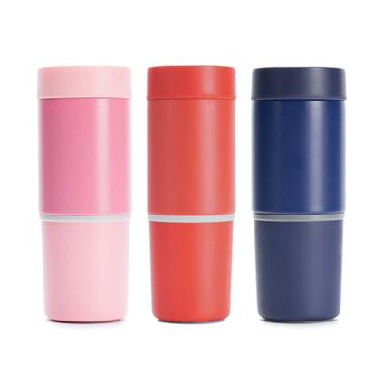 風格派Wottle高檔不銹鋼充電暖手保溫杯創意電暖寶學生水杯定制