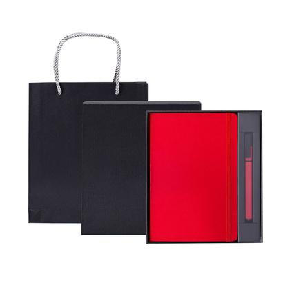 創意筆記本套裝定制商務活動禮品記事本禮盒年會紀念品定制