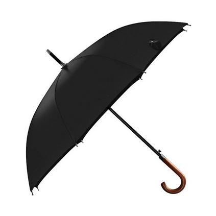 OLYCAT双人伞木柄弯把长款自动伞 男式商务晴雨伞 纯色防风大伞365bet体育足球赌博_365bet扑克网_外围365bet 网址