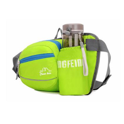 新款戶外運動旅行防水腰包多功能跑步健身小包定制