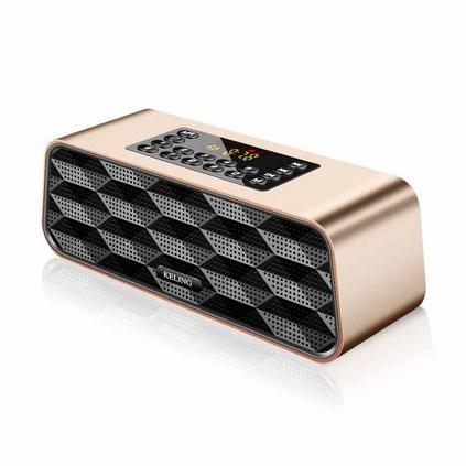 科凌 F6無線藍牙音箱雙喇叭電腦音響車載重低音炮插卡U盤可定制