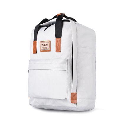 休闲户外旅行双肩背包 便携电脑包 防水耐撕背包定制